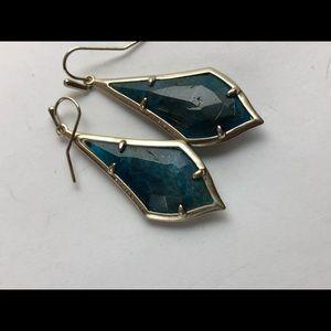 Original Kendra Scott long dangling earrings